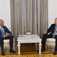 """Президент Ильхам Алиев: Армения занимается имитацией переговоров <span class=""""color_red"""">- ФОТО</span>"""
