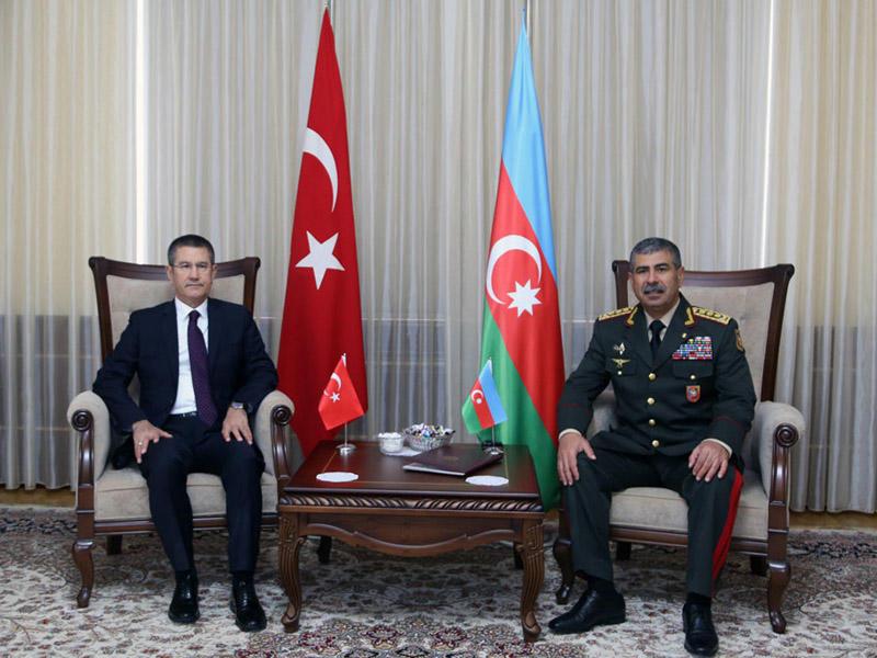 Захваченные территории Азербайджана должны быть освобождены— Министр обороны Турции
