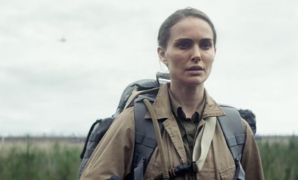 Натали Портман напервом эпизоде sci-fi триллера «Аннигиляция»