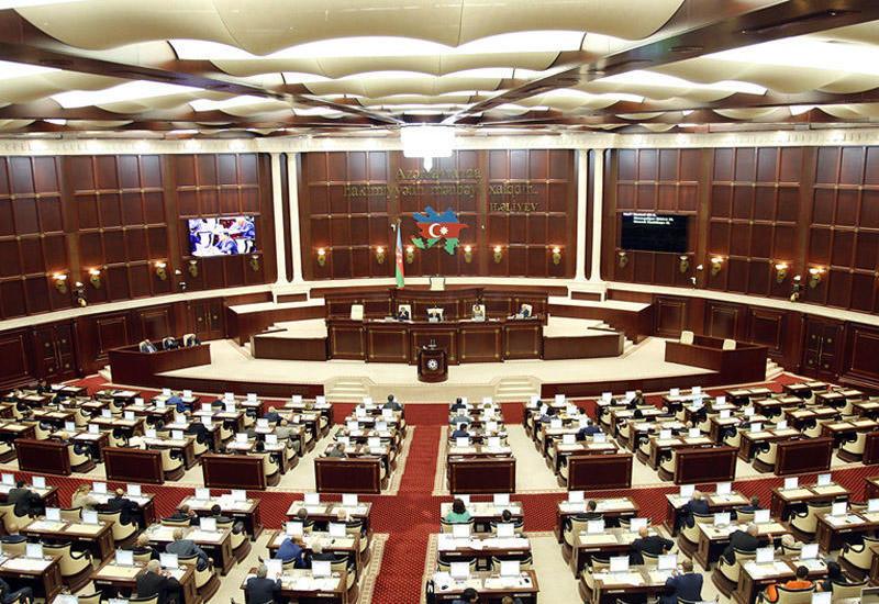 Милли Меджлис принял заявление в связи со 100-летием геноцида азербайджанцев