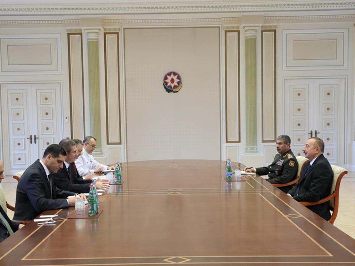 Ильхам Алиев: Азербайджано-турецкие военные учения усиливают мир истабильности врегионе