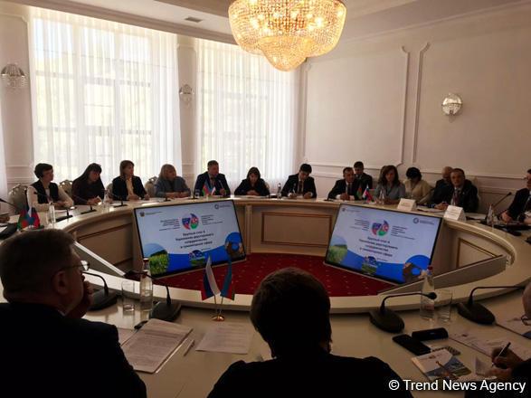 Министр экономики Азербайджана и руководитель Ставрополья обсудили инвестиционный потенциал региона