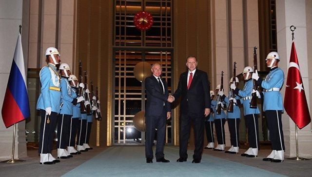 Эрдоган: невижу трагедии, ежели Турции небудет в EC