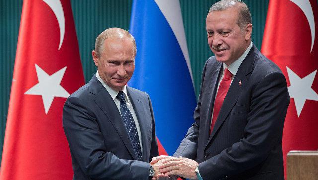 ВСирии сделаны условия для предотвращения войны, объявил Путин