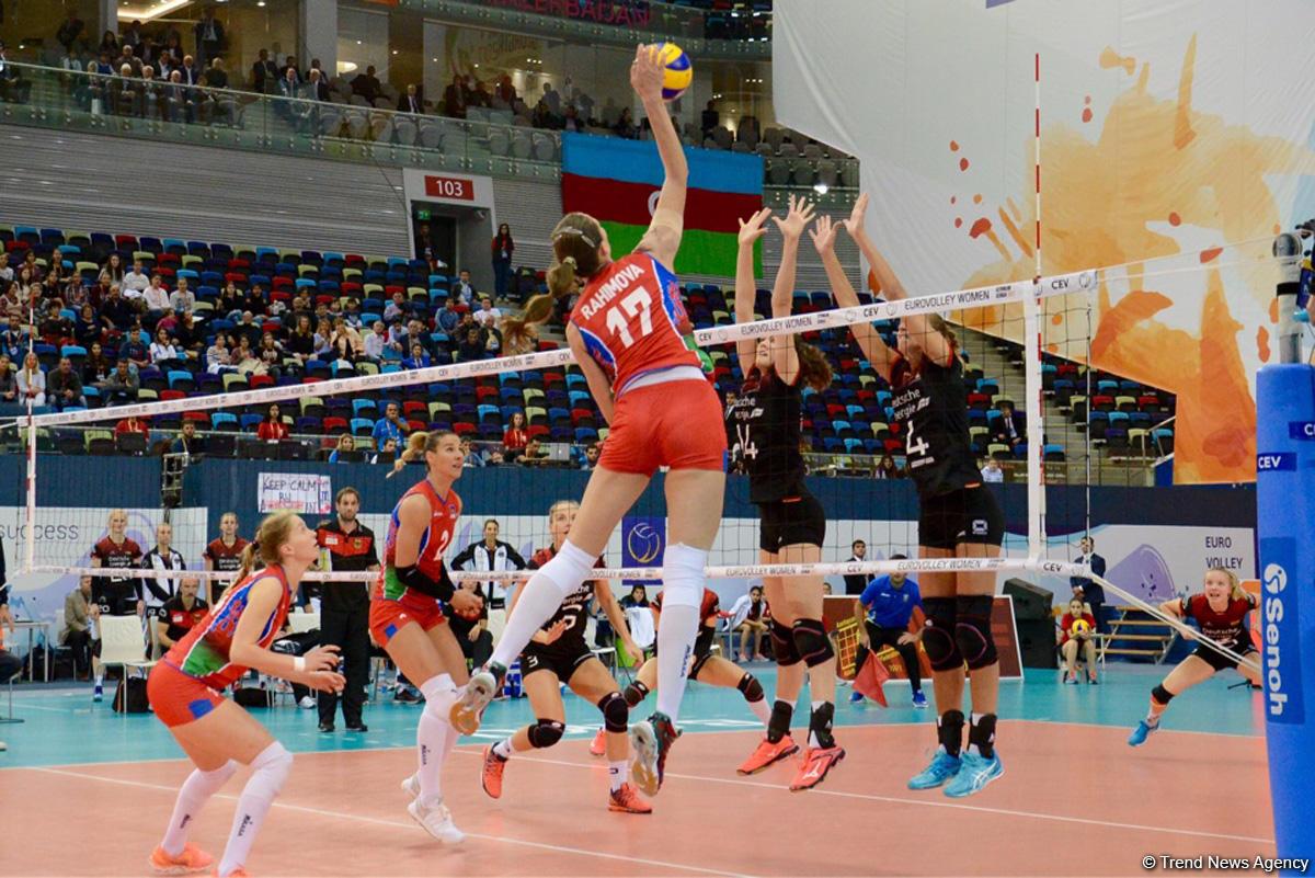 Специалисты: волейболистки сборной РФ победят Турцию в ¼ финалаЧЕ