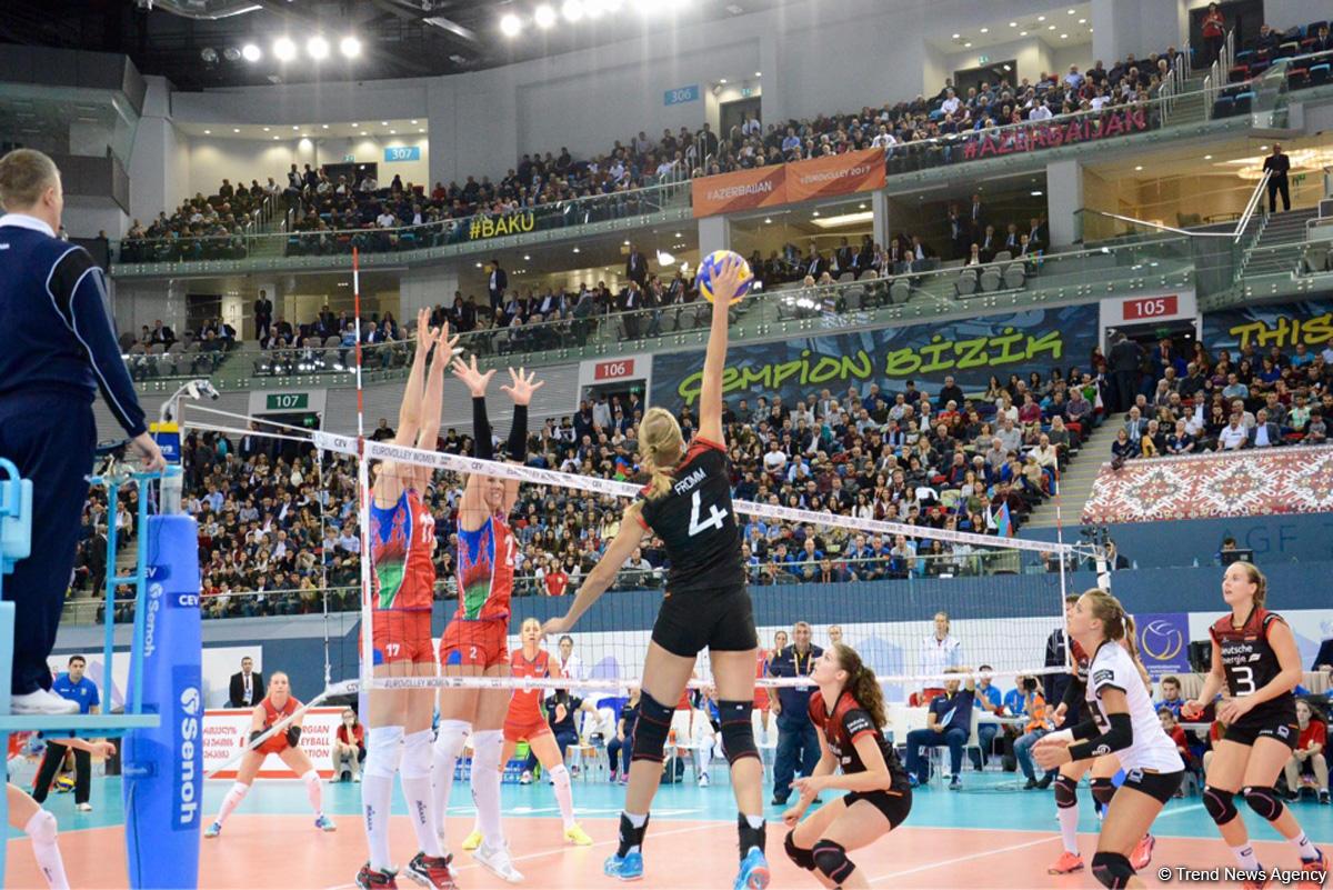 Сборная РФ поволейболу проиграла Турции вчетвертьфиналеЧЕ
