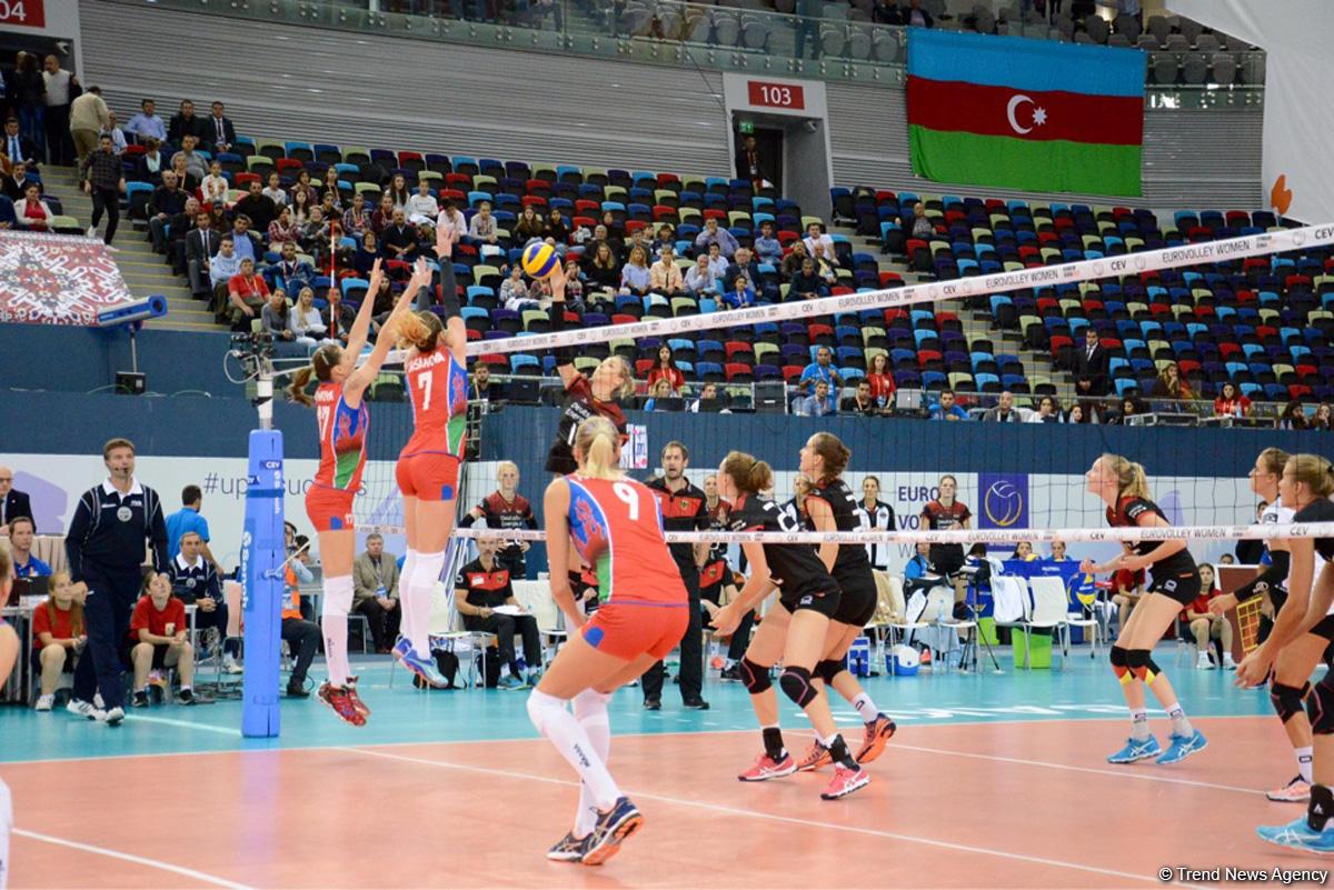 Русские волейболистки уступили сборной Турции в ¼ финала чемпионата Европы