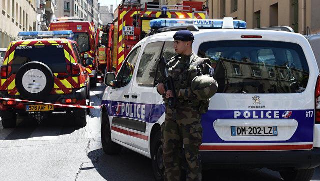 Ответственность занападение навокзале вМарселе взялаИГ