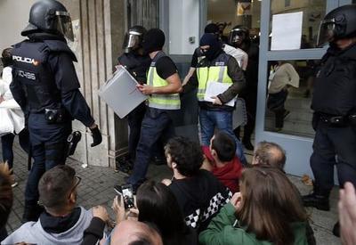 Референдум о независимости Каталонии не состоялся - ОБНОВЛЕНО - ФОТО - ВИДЕО
