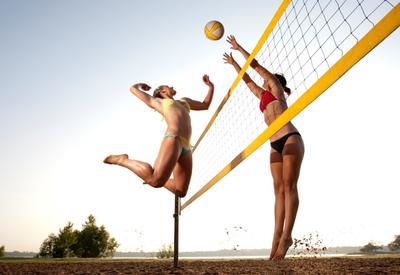В Баку пройдет международный турнир по пляжному волейболу