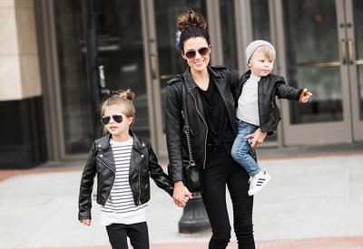 Модные советы для занятых мам