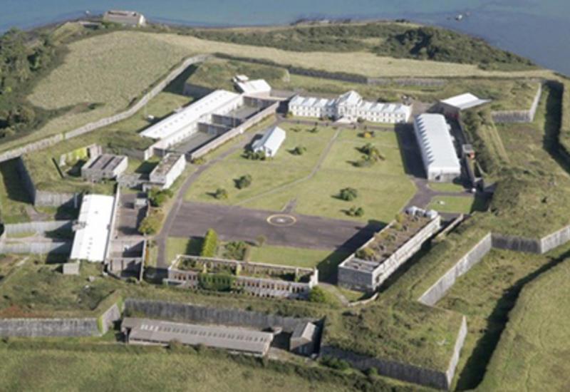 Эта тюрьма оказалась лучшей достопримечательностью Европы