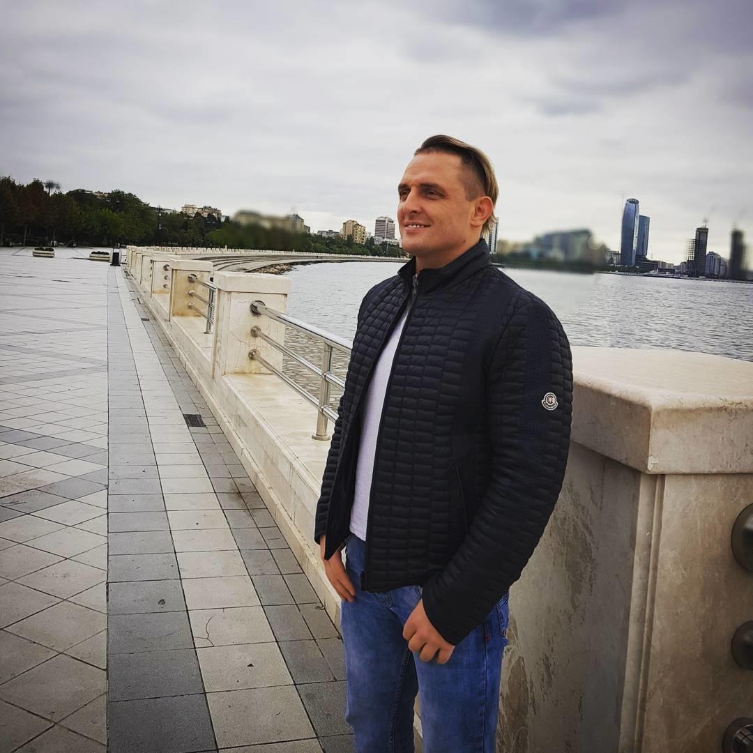 Знаменитый дрессировщик Запашный с восторгом написал в Instagram о Баку