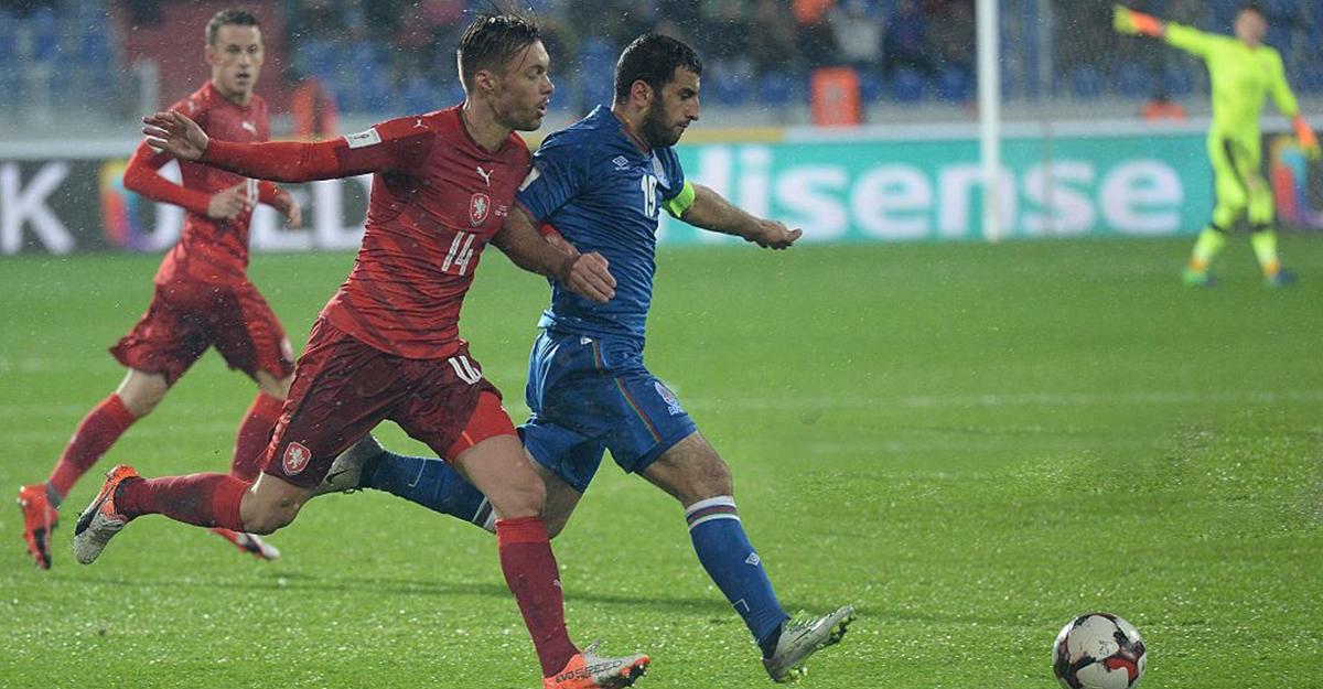 ставки на матч Чехия Азербайджан