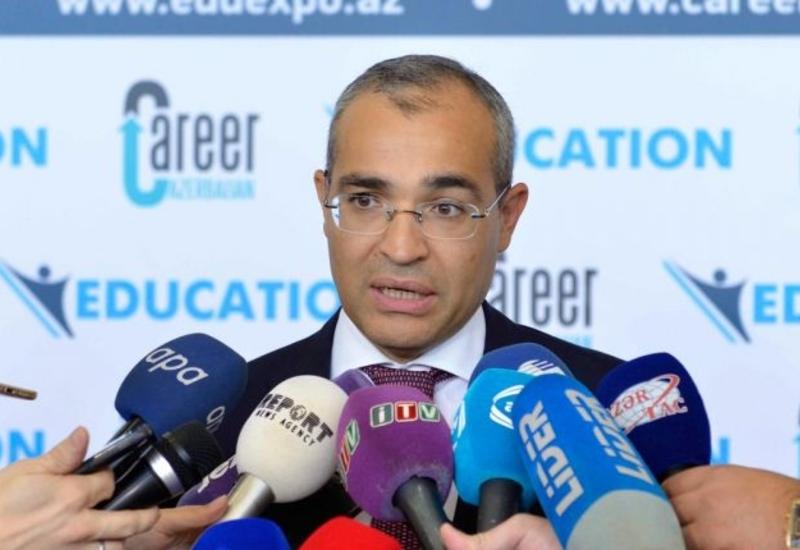 Микаил Джаббаров рассказал об изменениях в выпускных и приемных экзаменах