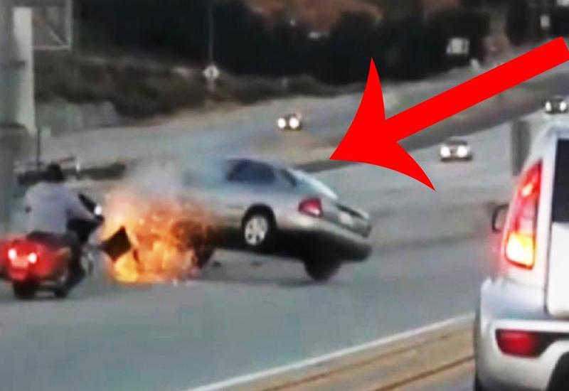 30 случаев отличной реакции водителей на дороге