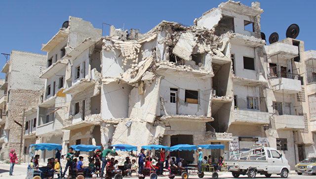 Турецкие военные вошли всирийскую провинцию Идлиб для создания зоны деэскалации