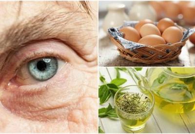 Эти 7 продуктов защитят ваши глаза от дегенерации жёлтого пятна