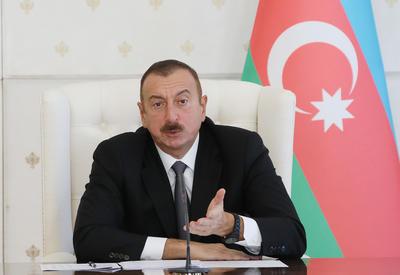 Президент Ильхам Алиев: Армения не смогла сорвать переговоры, хоть и пыталась это сделать