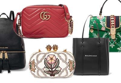 """Как выглядят самые модные сумки сезона <span class=""""color_red"""">- ФОТО</span>"""