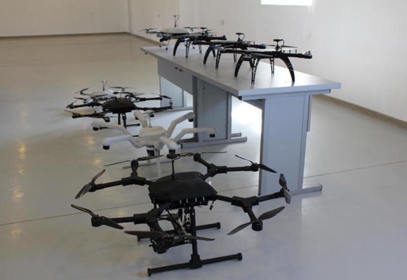 Азербайджанские ученые будут пользоваться дронами