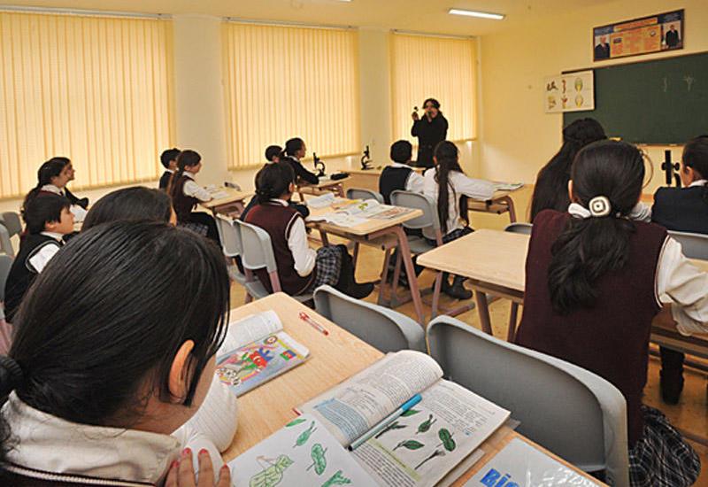 К сведению желающих работать в школах Баку
