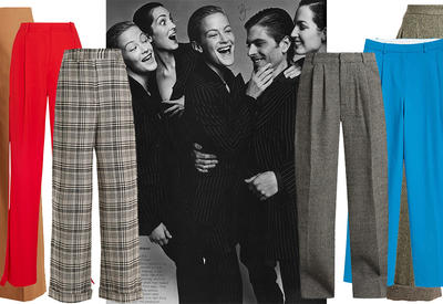 "На широкую ногу - 25 «мужских» брюк свободного кроя на осень и зиму <span class=""color_red"">- ФОТО</span>"