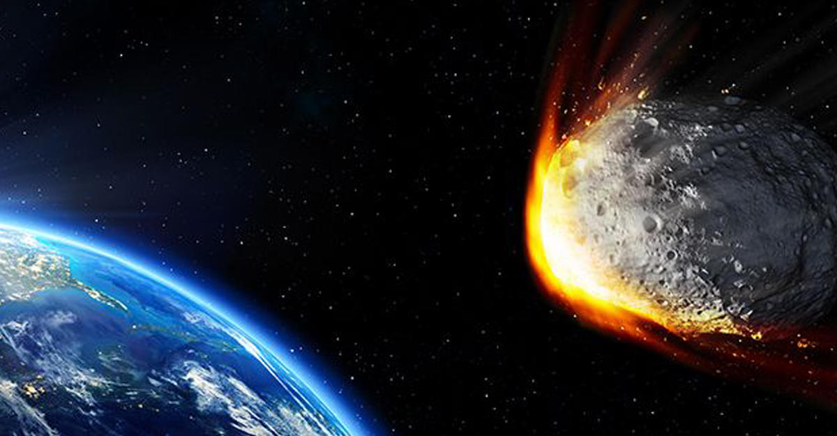 Астероид 2012 ТС4 возвратится в 2079г. истолкнется сЗемлей— Ученые
