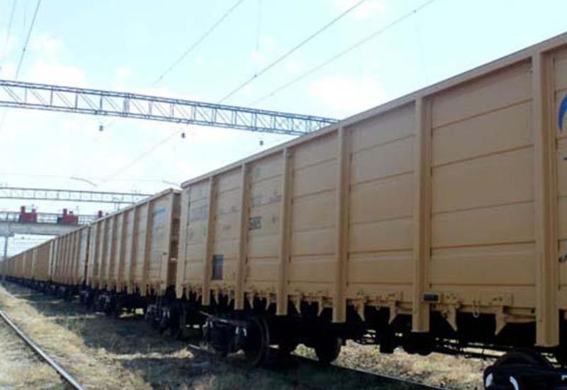 В Азербайджане вырос объем железнодорожных грузоперевозок