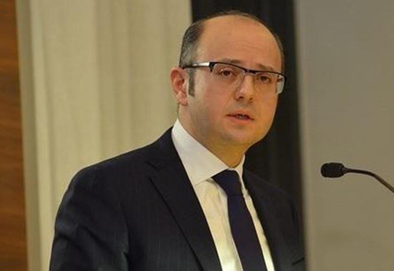 Energetika naziri Dünya Neft Şurasının 6-cı Gənclər Forumunda çıxış edib