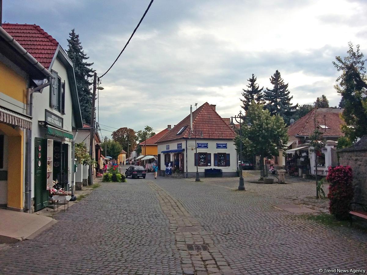 Венгерский Сентендре: В городе художников и марципанов