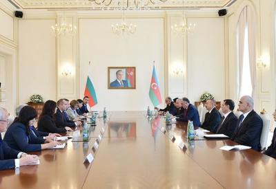 Президент Ильхам Алиев: Болгария является для Азербайджана очень близким партнером, дружественной страной