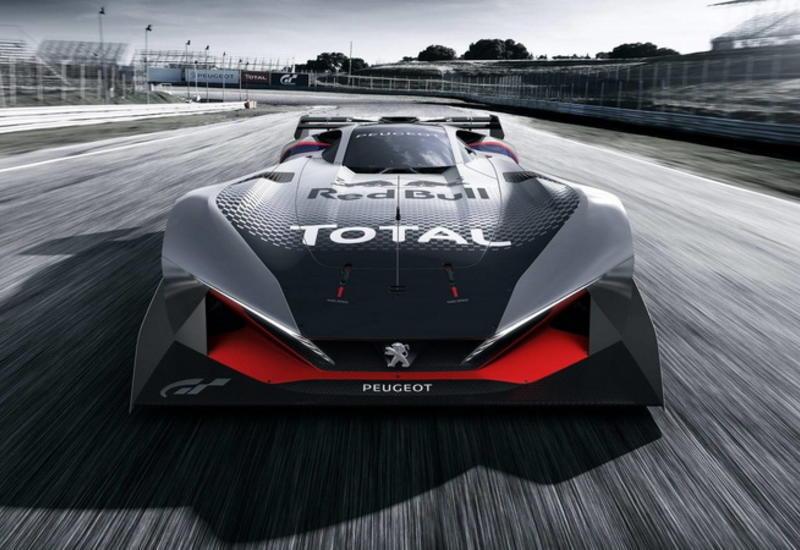 """Peugeot представил гоночный прототип для виртуальных гонок <span class=""""color_red"""">- ФОТО</span>"""