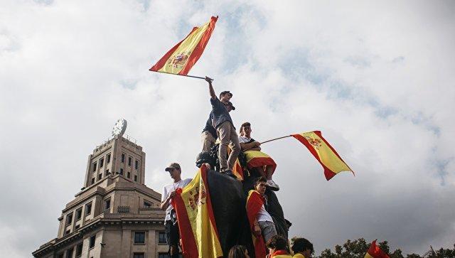 Испанский суд распорядился обаресте 2-х лидеров Каталонии