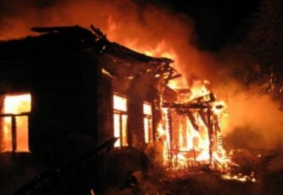 В доме экс-главы ИВ Агдама произошел пожар