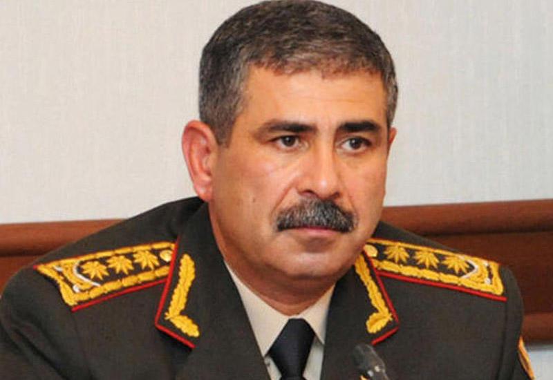 Закир Гасанов рассказал о предстоящих задачах ВС Азербайджана