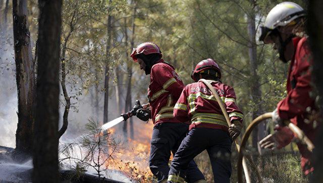 Из-за пожаров назападе Европы уже погибли 30 человек