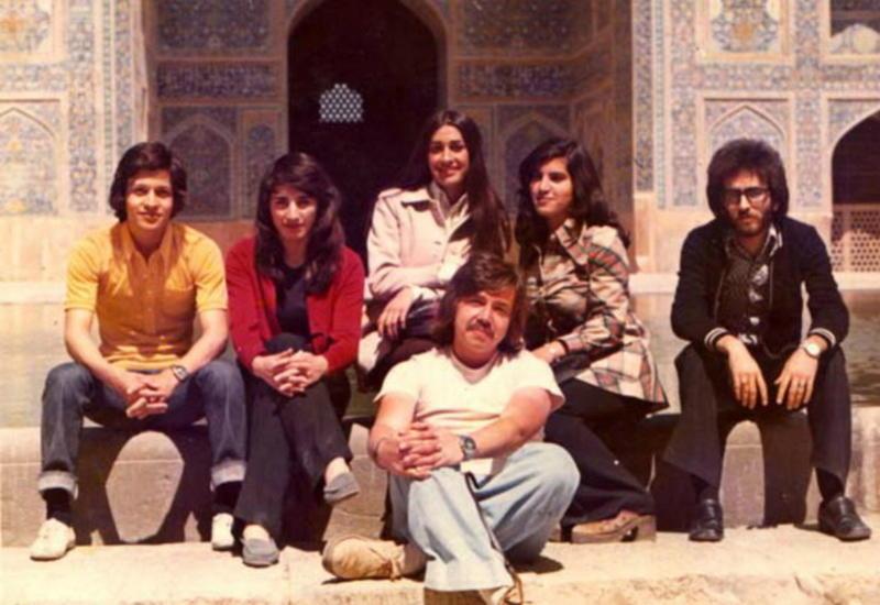 """Старый Тегеран: таким вы его еще не видели <span class=""""color_red"""">- ФОТО</span>"""