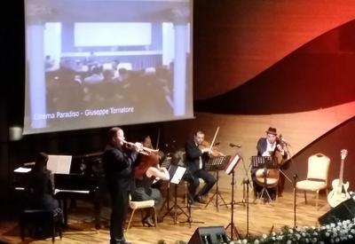 """В Центре мугама прозвучала музыка Эннио Морриконе, Генри Манчини и Нино Рота <span class=""""color_red"""">- ФОТО</span>"""