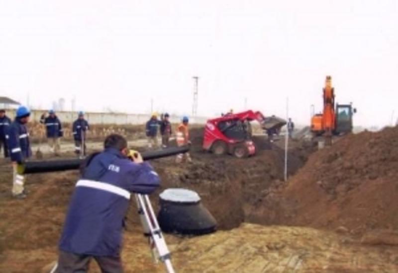В этих районах Баку возникли перебои с подачей питьевой воды