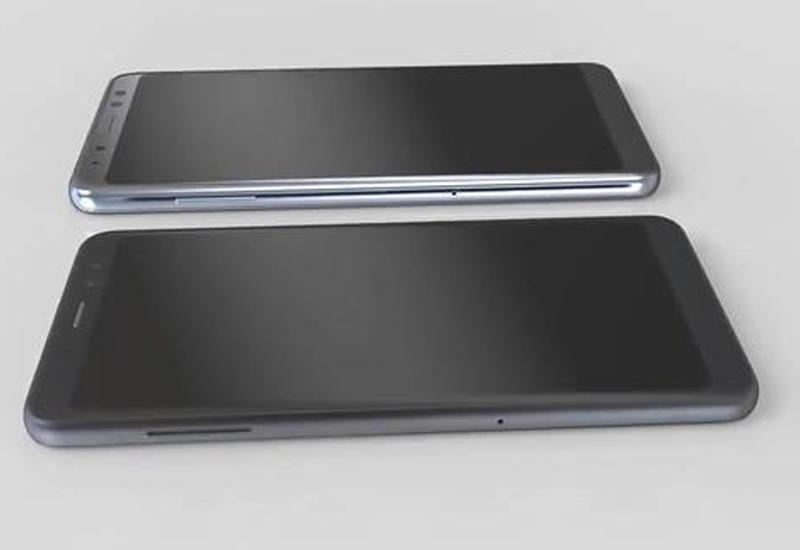 "Samsung Galaxy A5 и A7 2018 года засветились в Сети <span class=""color_red"">- ВИДЕО</span>"