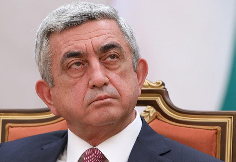 Саргсян - враг не только азербайджанского, но и собственного народа