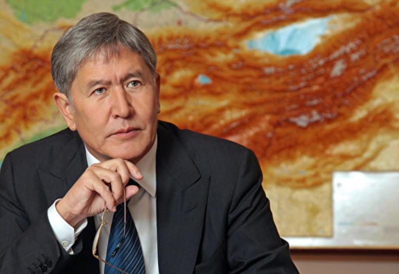 Атамбаев извинился за свои высказывания в адрес Назарбаева