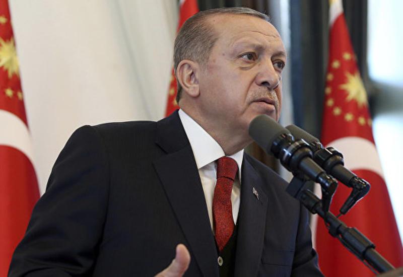 Эрдоган - Барзани: Как ты смеешь такое говорить?