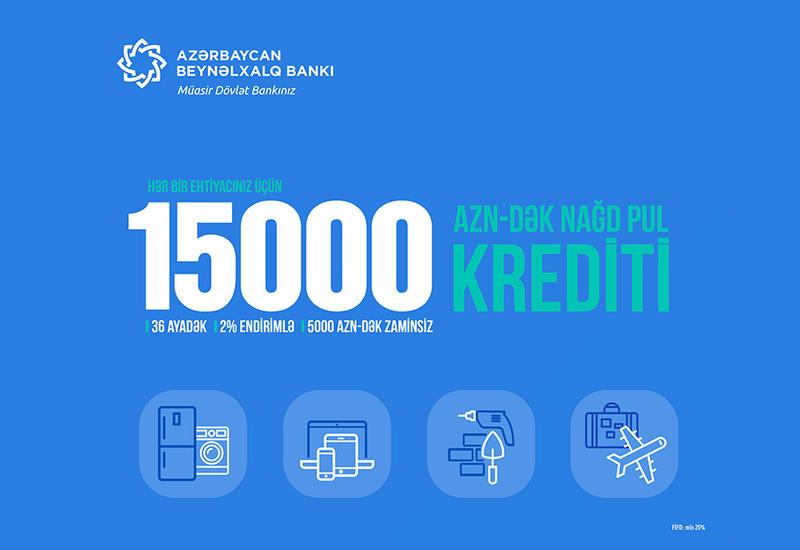 Льготный наличный кредит без поручителя и комиссии в честь Дня независимости от Межбанка Азербайджана!