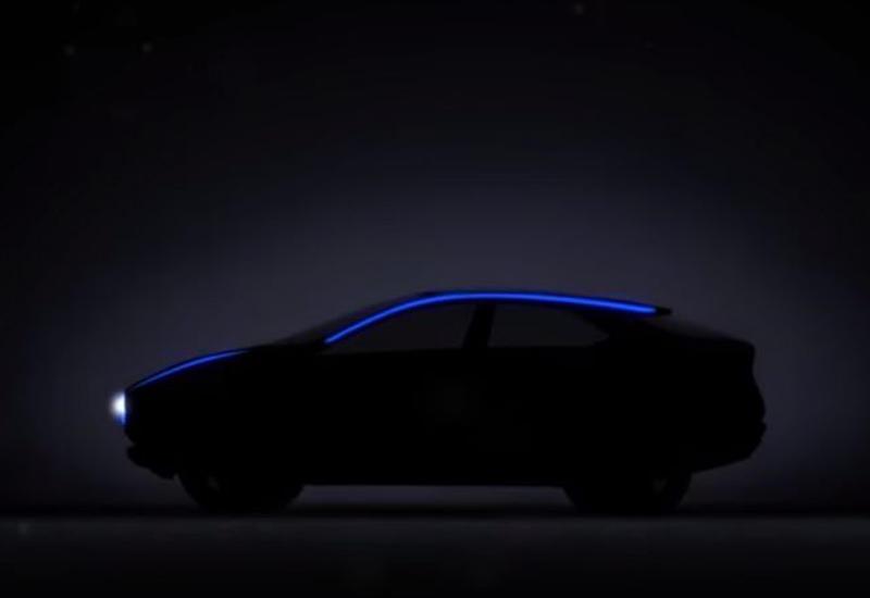 "Nissan показал тизер первого электрокроссовера <span class=""color_red"">- ВИДЕО</span>"
