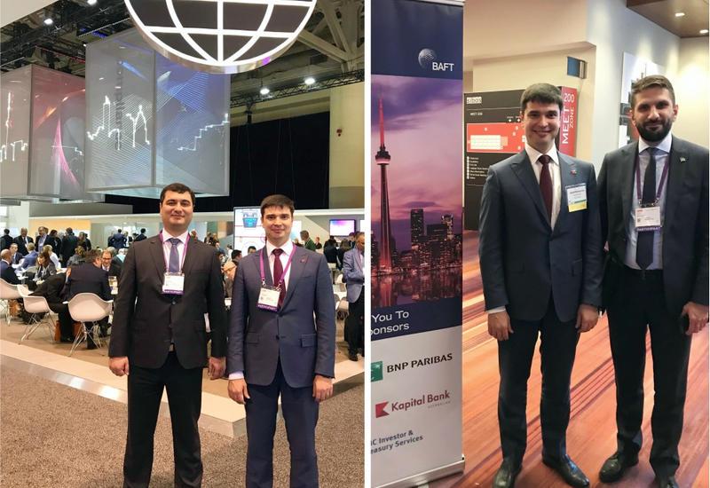 Kapital Bank принял участие в международных мероприятиях