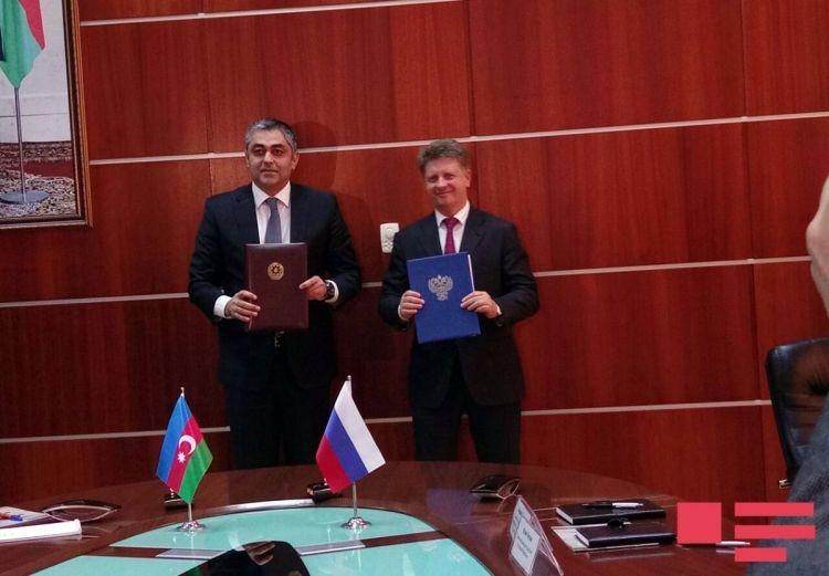 На границе Азербайджана с Россией построят автомост