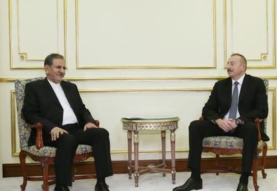 """Президент Ильхам Алиев: Азербайджан прилагает все усилия в борьбе с международным терроризмом <span class=""""color_red"""">- ФОТО</span>"""