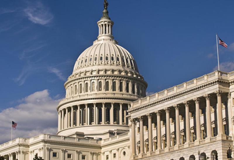Престарелый американский сенатор потерялся в Капитолии